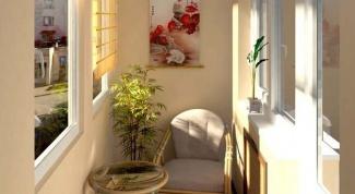 Эффективное использование балкона