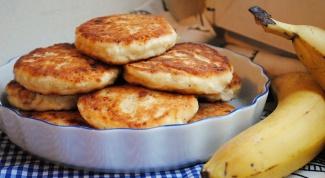 Banana cheesecake 2 recipe