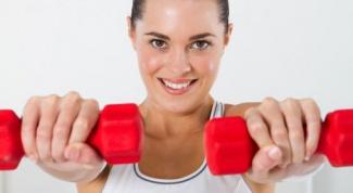 Упражнения с отягощениями в домашних условиях