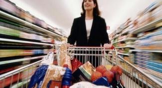 Как правильно ходить за покупками