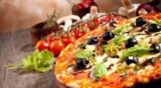 Какие разновидности пиццы бывают