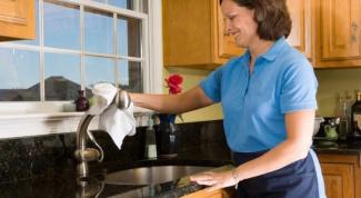 Как убрать запахи на кухне