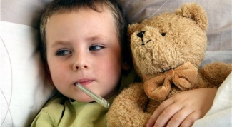 White fever in a child: causes, symptoms, treatment
