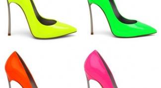 Кислотный цвет в одежде: допустимые сочетания