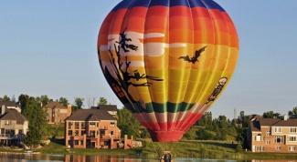 Как правильно называется воздушный шар и кто его создатель