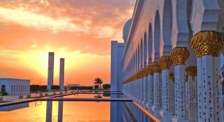 Все об Абу-Даби как столице ОАЭ