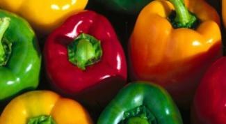 Какие витамины есть в болгарском перце