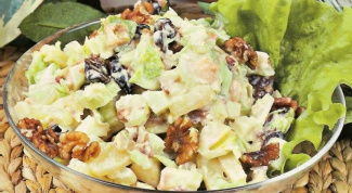 Салат «Клеопатра»: рецепт приготовления