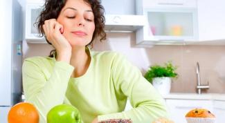 Что надо сделать, чтобы меньше хотелось есть