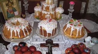 Пасха - история праздника