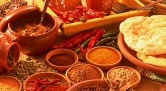 Секреты кулинарии: острая восточная приправа