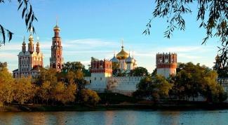 Древнейшие православные святыни: Новодевичий монастырь