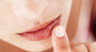 Чем мазать губы, чтобы они были мягкими и не сухими