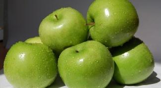 Apples some varieties have a sour taste