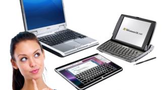 Что лучше купить: ноутбук, нетбук или планшет