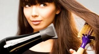 Как выбрать качественный фен для волос