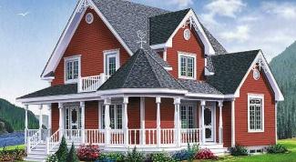 В каком доме лучше жить: деревянном, кирпичном или блочном  в 2018 году
