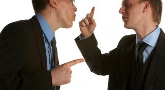 Как оставаться хладнокровным в споре
