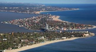 Лучшие курортные города Украины