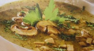 Вкусные и полезные супы без мяса
