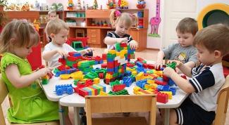 Когда нужно занимать очередь в детский сад для ребенка
