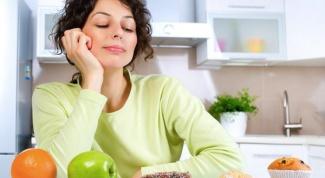 Как заставить себя меньше есть или сесть на диету
