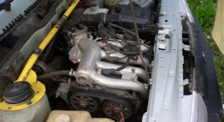 What kind of engine you can put on VAZ-2109