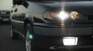 Почему не светит ближний свет на ВАЗ 2114