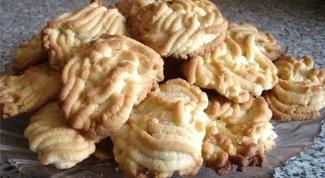 Как приготовить печенье из мясорубки