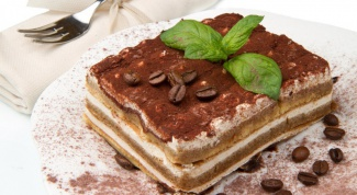 How to replace the Savoiardi in tiramisu