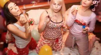 Что такое пижамная вечеринка и кто ее придумал
