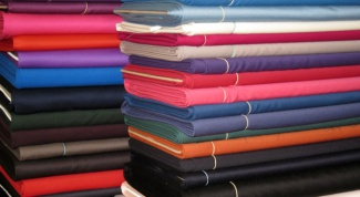 What can be made from gabardine