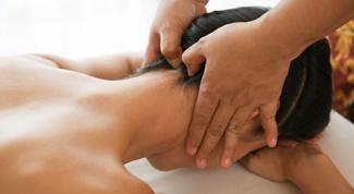 Точечный массаж: эффективность, техника выполнения