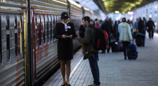 Как пройти электронную регистрацию на поезд
