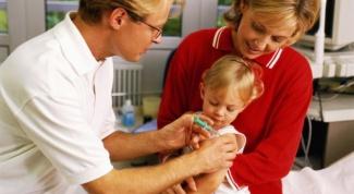 Какая прививка делается ребенку в 1,5 года