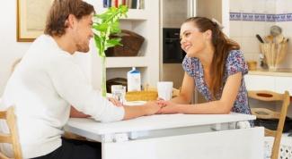 Невербальные признаки симпатии мужчины к женщине