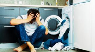 Что делать: если стиральная машинка не отжимает