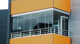 Как своими руками сделать наружную отделку балкона