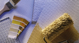 How to dry non-woven Wallpaper