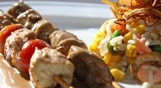 Как приготовить люля-кебаб из картошки