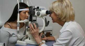 Каковы причины туннельного зрения