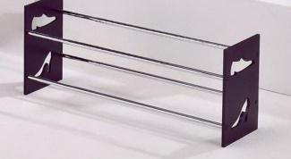 Подставка для обуви - незаменимый предмет мебели в прихожей