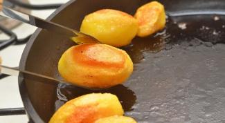 Как приготовить картофель Шато