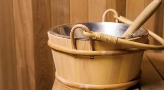Какие принадлежности нужны для бани