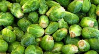 Как отварить брюссельскую капусту