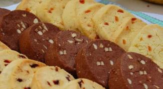 Готовим вкусное масляное печенье