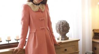 Зимнее пальто с меховым воротником: как выбрать
