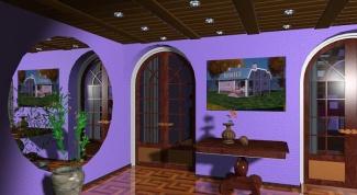 Элемент интерьера: арки из гипсокартона своими руками