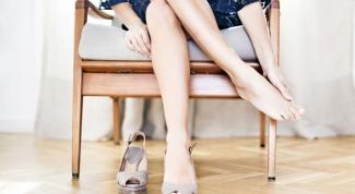 Как лечить мозоли от новой неразношенной обуви