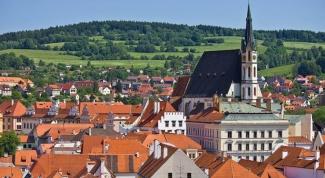 С какими государствами граничит Чехия